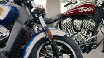 Indian Motorcycle TV Spot, 'Set the Standard' - Thumbnail 6