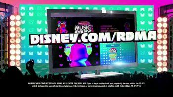 Radio Disney Music Awards TV Spot, 'Shape Your RDM Sweepstakes' - Thumbnail 8