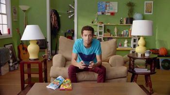 Sour Patch Kids Fire and Freeze TV Spot, 'Trono'  [Spanish] - Thumbnail 1