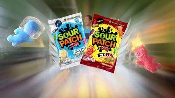 Sour Patch Kids Fire and Freeze TV Spot, 'Trono'  [Spanish] - Thumbnail 10