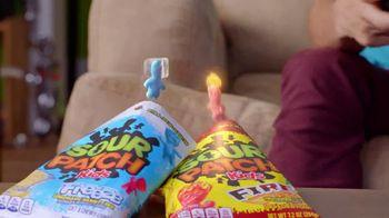Sour Patch Kids Fire and Freeze TV Spot, 'Trono'  [Spanish] - Thumbnail 2