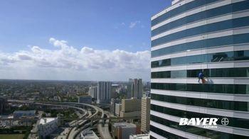 Bayer Aspirin TV Spot, 'Cleaning Windows' - Thumbnail 2