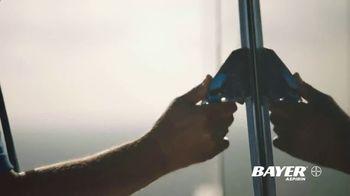 Bayer Aspirin TV Spot, 'Cleaning Windows' - Thumbnail 7