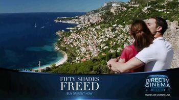 DIRECTV Cinema TV Spot, 'Fifty Shades Freed' - Thumbnail 1