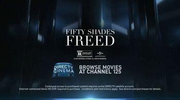 DIRECTV Cinema TV Spot, 'Fifty Shades Freed' - Thumbnail 10