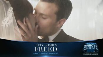 DIRECTV Cinema TV Spot, 'Fifty Shades Freed' - Thumbnail 3