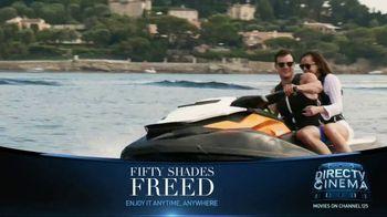 DIRECTV Cinema TV Spot, 'Fifty Shades Freed' - Thumbnail 4