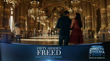 DIRECTV Cinema TV Spot, 'Fifty Shades Freed'