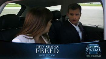 DIRECTV Cinema TV Spot, 'Fifty Shades Freed' - Thumbnail 6