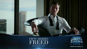 DIRECTV Cinema TV Spot, 'Fifty Shades Freed' - Thumbnail 8