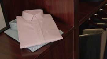 JoS. A. Bank 4-Day Only Sale TV Spot, 'Traveler Suits & 1905 Dress Shirts'