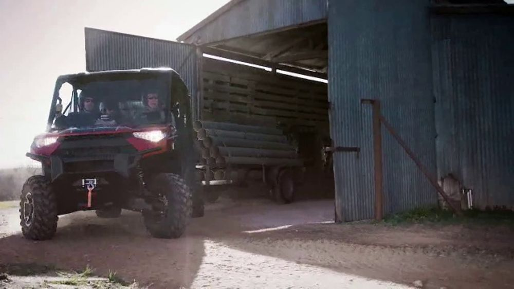 Polaris Spring Sales Event TV Commercial, 'Ranger Crew XP 1000'