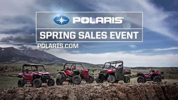 Polaris Spring Sales Event TV Spot, 'Ranger Crew XP 1000' - Thumbnail 10