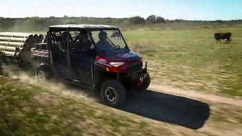 Polaris Spring Sales Event TV Spot, 'Ranger Crew XP 1000' - Thumbnail 3