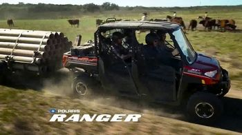 Polaris Spring Sales Event TV Spot, 'Ranger Crew XP 1000' - Thumbnail 4
