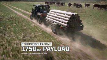 Polaris Spring Sales Event TV Spot, 'Ranger Crew XP 1000' - Thumbnail 6