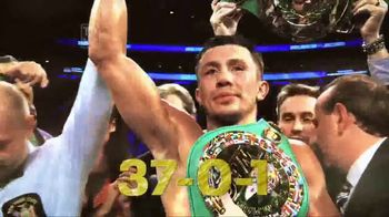 HBO Boxing World Championship: Golovkin vs. Martirosyan thumbnail