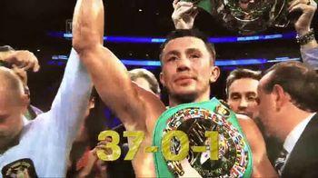 HBO TV Spot, 'HBO Boxing World Championship: Golovkin vs. Martirosyan' - Thumbnail 1