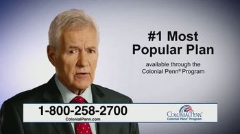 Colonial Penn TV Spot, 'Pick Your Due Date' Feat. Alex Trebek