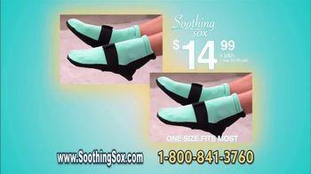 Soothing Sox TV Spot, 'Throbbing Feet' - Thumbnail 9