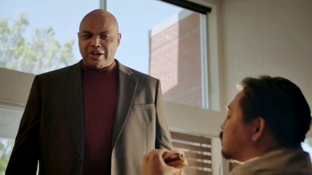 McDonald's Quarter Pounder TV Commercial, 'Speechless: Jimmy' Ft. Charles  Barkley - iSpot.tv
