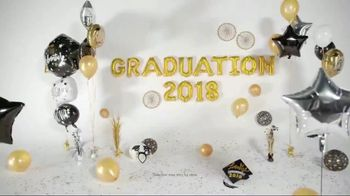Party City TV Spot, 'Balloon Mic Drop: Graduation'