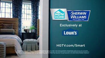 HGTV HOME by Sherwin-Williams TV Spot, '2018 HGTV Smart Home: Smart Life' - Thumbnail 8
