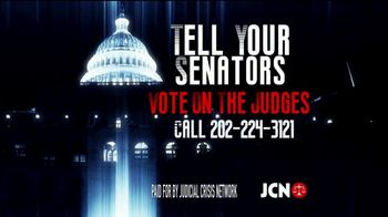 Judicial Crisis Network TV Spot, 'Vote on the Judges' - Thumbnail 10