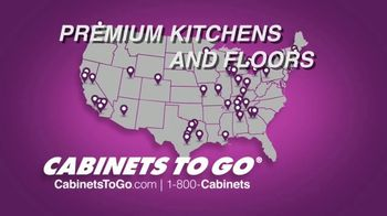 Cabinets To Go TV Spot, 'May Buy One, Get One Free' Feat. Ty Pennington - Thumbnail 9