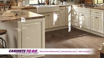 Cabinets To Go TV Spot, 'May Buy One, Get One Free' Feat. Ty Pennington - Thumbnail 3