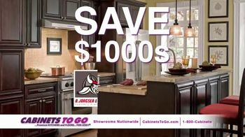 Cabinets To Go TV Spot, 'May Buy One, Get One Free' Feat. Ty Pennington - Thumbnail 4