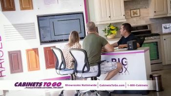 Cabinets To Go TV Spot, 'May Buy One, Get One Free' Feat. Ty Pennington - Thumbnail 5