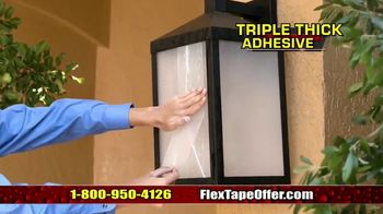 Flex Tape Clear TV Spot, 'See Right Through' - Thumbnail 1