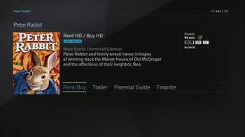 XFINITY On Demand TV Spot, 'X1: Peter Rabbit' - Thumbnail 7