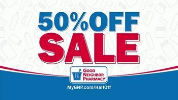 Good Neighbor Pharmacy 50% Off Sale TV Spot, 'All Month Long' - Thumbnail 7