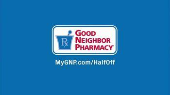 Good Neighbor Pharmacy 50% Off Sale TV Spot, 'All Month Long' - Thumbnail 9