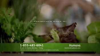 Humana Medicare Advantage Plan TV Spot, 'Garden' - Thumbnail 4