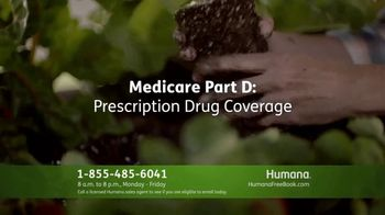 Humana Medicare Advantage Plan TV Spot, 'Garden' - Thumbnail 5