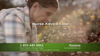 Humana Medicare Advantage Plan TV Spot, 'Garden' - Thumbnail 6