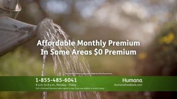 Humana Medicare Advantage Plan TV Spot, 'Garden' - Thumbnail 7