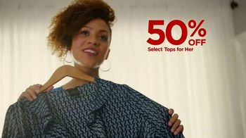 JCPenney TV Spot, 'Mother's Day: Tops and Earrings' Song by Redbone - Thumbnail 4