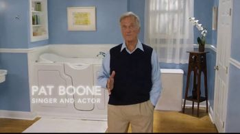 Safe Step TV Spot, 'Truly Safe' Featuring Pat Boone - 723 commercial airings