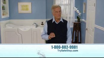 Safe Step TV Spot, 'Truly Safe' Featuring Pat Boone