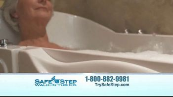 Safe Step TV Spot, 'Truly Safe' Featuring Pat Boone - Thumbnail 5