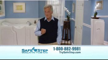 Safe Step TV Spot, 'Truly Safe' Featuring Pat Boone - Thumbnail 6