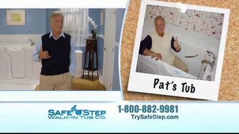 Safe Step TV Spot, 'Truly Safe' Featuring Pat Boone - Thumbnail 7