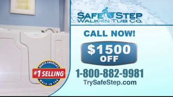 Safe Step TV Spot, 'Truly Safe' Featuring Pat Boone - Thumbnail 8