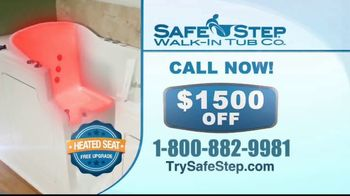 Safe Step TV Spot, 'Truly Safe' Featuring Pat Boone - Thumbnail 9