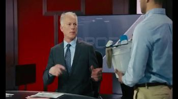 Degree Deodorants TV Spot, 'ESPN: Dish' Featuring Kenny Mayne - Thumbnail 6