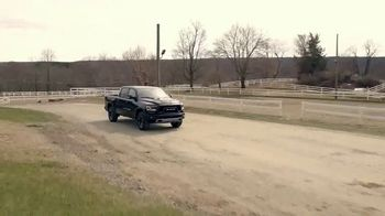 Ram Trucks TV Spot, 'History Channel: Stories of Horsepower' - Thumbnail 10